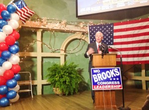 Mo Brooks Victory Speech
