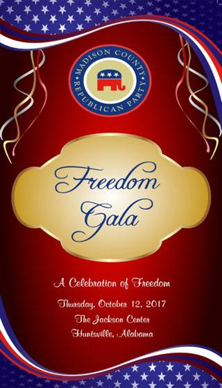2017 Gala pamphlet